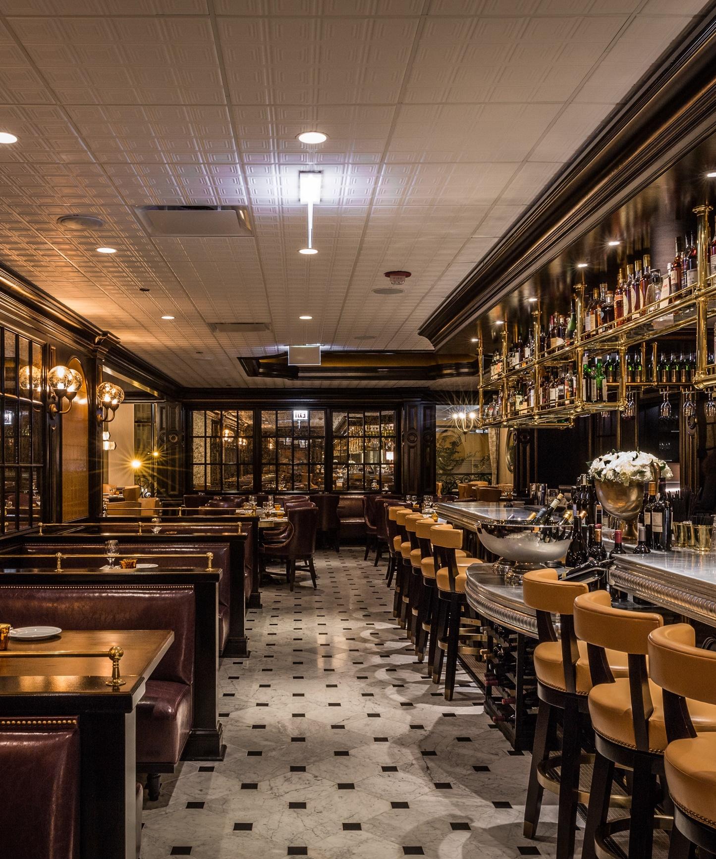 Restaurants Lounges Waldorf Astoria Chicago