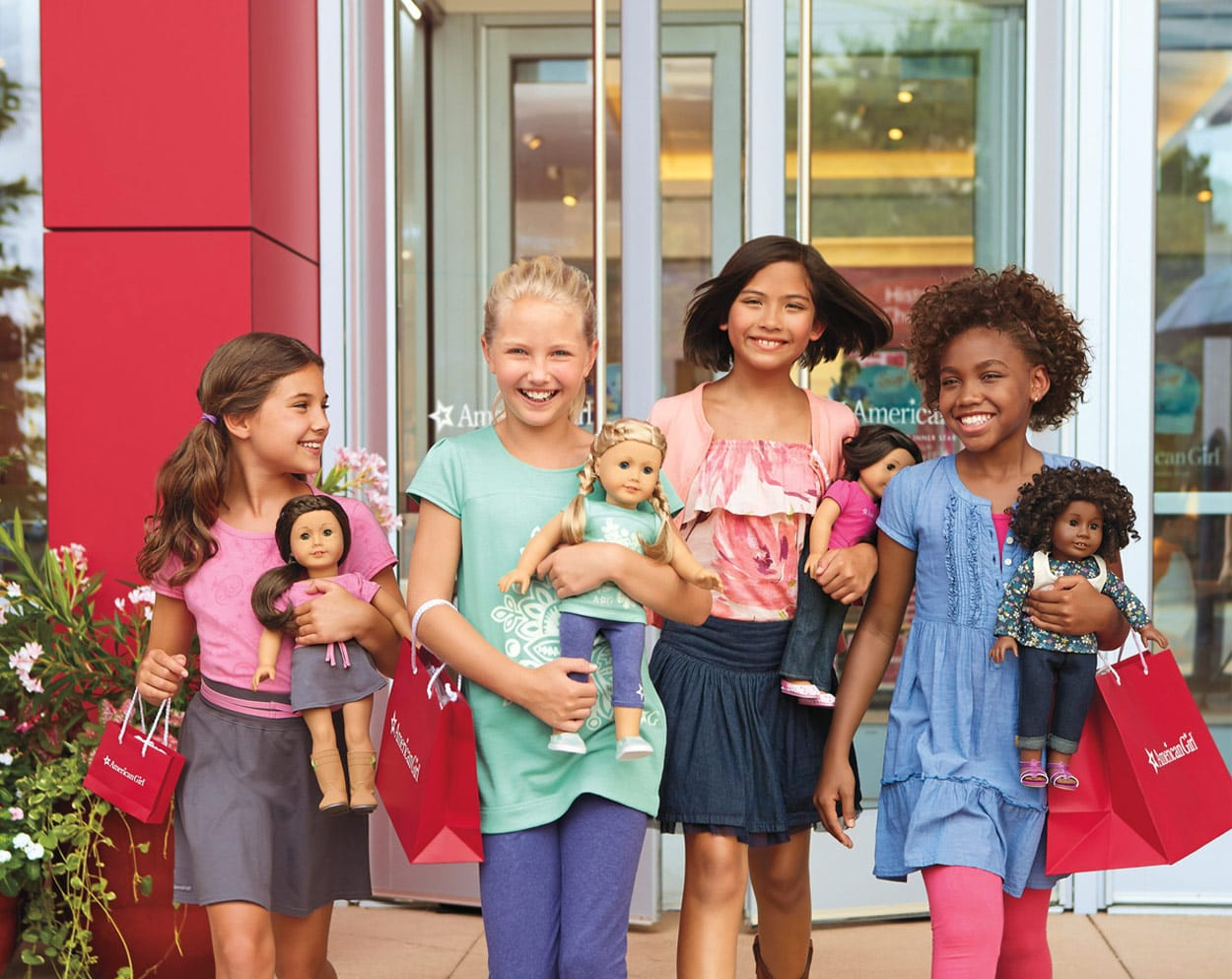 American Girl Place<sup>®</sup> Package