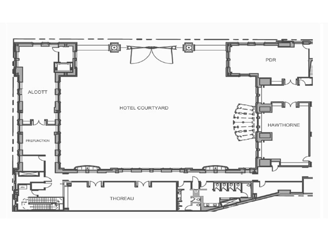 3d Floor Plans Venues Waldorf Astoria Chicago Schematic 3rd Plan