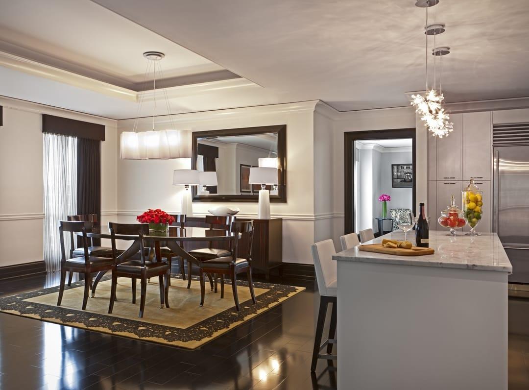 Rooms suites photos waldorf astoria chicago for Presidential suite waldorf astoria