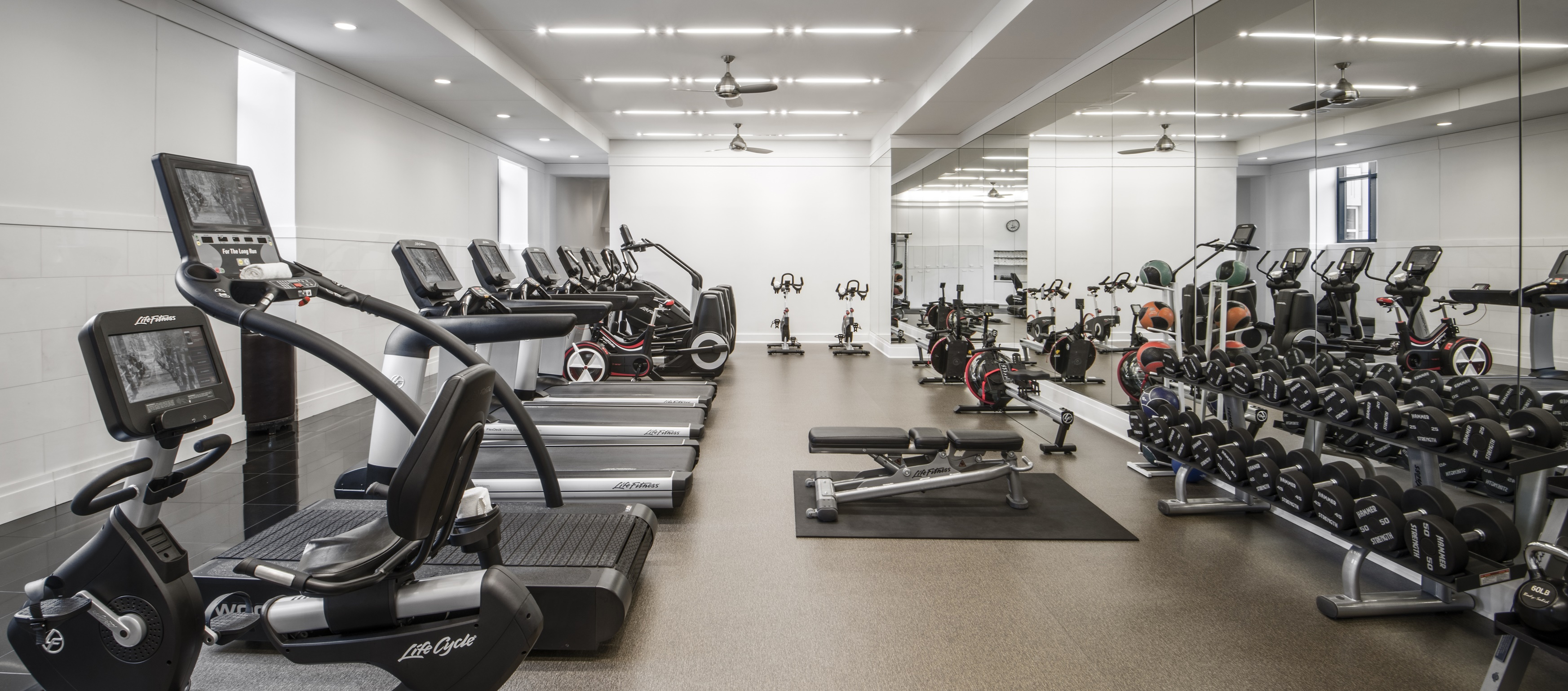 Health club chicago waldorf astoria chicago fitness center for Gimnasio fitness club